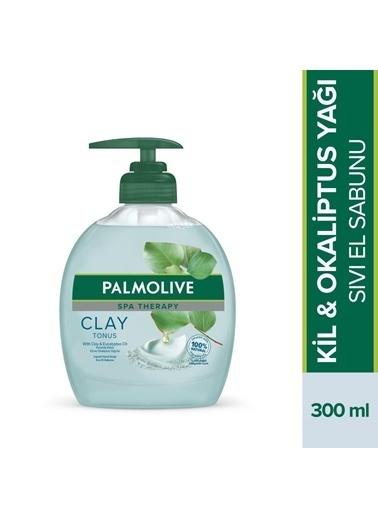 Palmolive Spa Therapy Clay Tonus Kil Ve Okaliptus Yağı Sıvı El Sabunu 300 Ml Renksiz